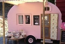 [adventure] on Wheels / anything cute that you can sleep in that's on wheels