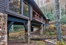 [Cabin Couture] ~ Redstone Lake House / Haliburton Cottage