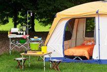 Campin' / Camping fun / by Amanda Filbert