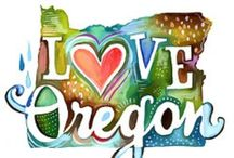 PDX LUV / Great sights in Portland, Oregon