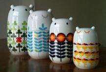 Cerâmica / Técnicas, produtos e inspirações! / by Tanlup