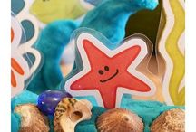 Learn About: Ocean / Preschool, Kindergarden, and Home School ideas for studying the Ocean.