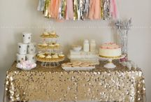 Fancy Party Ideas / Sparkle, glitz, and all things lush.