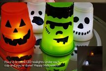 All things Spooky & Halloween / Decor, costumes, and Halloween party ideas