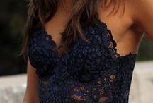 LINGERIE / Minimal chic lingerie