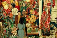 Art Anniversaries / A calendar of art and culture anniversaries / by Andrea Buckland