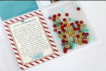 JOT + STAMPIN' UP Collaboration / We work with some amazing brands and recently had the opportunity of working with the new Stampin' Up Project Life products.