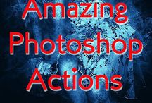 Tested Photoshop Effects / Photoshop Effects that I have personally tested... and the results. Actions, fonts, ideas, presets, elements and special effects. The image manipulation art for beginners..