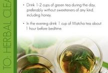 Detox & Cleanse / Best herbal detox recipes collected here