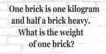 Logic Riddles / Best logic riddles for you
