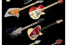 J Backlund guitars