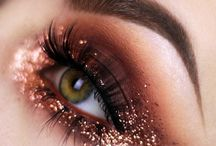 """Alluring eyes / They say that """"the eyes are the key to the soul"""" so why not make them look pretty with a few of these looks!!"""