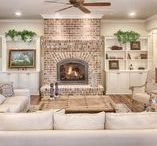 Living Room Ideas / Living room decor ideas for every budget including paint colors, furniture, wall art, and more.