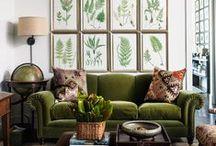 Living rooms / by Delores Arabian (Vignette Design)
