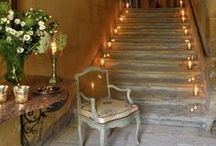 Entries and Foyers / Foyers  / by Delores Arabian (Vignette Design)