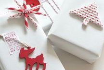 Gift Wrapping Ideas / Spice up your Gift Wrapping with these awesome ideas. / by Kim Demmon {Today's Creative Life}