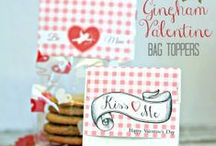 HOLIDAY: Valentines Day Ideas / DIY creative ideas for Valentines Day. Printables, crafts, recipes for a special day.  / by Today's Creative Life