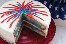 HOLIDAY: Fourth of July / Celebrate the Fourth of July in style!  Recipes, DIY decor, crafts and more.