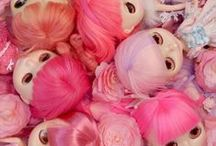 D O L L Y ● H E A V E N / Mainly Blythe dolls!
