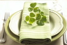HOLIDAYS: St. Patrick's Day / DIY celebration and decoration ideas for St. Patricks Day. Crafts and decor ideas for Saint Patricks Day