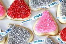 valentine's day / #holiday #valentinesday #valentine #red #white #pink #purple #love
