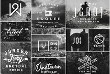 Graphic Design / Branding / Typography / Illustrations / by Nika K.
