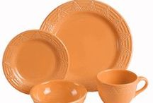 Dinnerware Sets / Lead free dinnerware. Dinnerware made in US Microwave safe, oven safe, broiler safe, dishwasher safe
