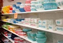 Pyrex, Oh Pyrex / my new obsession...