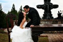 """Saying """"I DO"""" in Johnston County / There are several historic homes and Bed & Breakfast Inns that brides have discovered in Johnston County -- as well as some local farms for unique venues. #Smithfield, NC."""