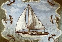 Coastal Style / by Delores Arabian (Vignette Design)