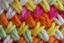 knitting & crochet / by Amanda Matias