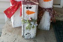 Christmas Decorations / by Amanda Matias