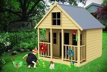 Kitcraft Cubby Houses / Our awesome #cubbyhouses for sale #Australia wide www.cubbyhouse.net