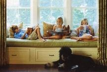 Window Seat/Reading Nooks