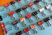 DIY: Washi Tape Crafts / DIY Washi Tape Craft ideas that you will love.