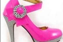 Shoes!...I think..... / Weird and wacky, and a bit creative shoe design.