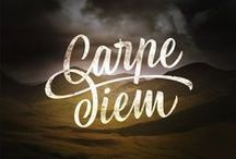 IvaPelc.com / Graphic Design, Calligraphy, Lettering, Logotypes