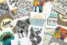 Stationery / Stationary   Print   Paper   Greeting Cards   Wrapping   Gifts   Office   Sketchbooks   Journals