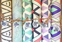 """Yoga Mats / Premium yoga mats featuring edge-to-edge printing, a textured, non-slip backing, and 1/4"""" thick cushioning so you can strike any pose in style. Measures 72"""" x 24"""" x 1/4"""" >> http://bit.ly/pomyogamats"""