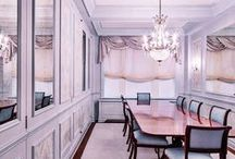 DINING ROOMS >> we designed and built
