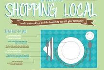 Shop local / The benefits of buying locally made goods. #community #shoplocal