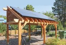 Solar Panels / by Rustic Sinks