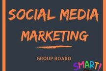 Social Media Marketing / Find on this board  Social Media Marketing Tips, Tools & Resources. from several marketers. If you are a social media marketer I would love to add you to this board. Please follow my entire profile and send me a DM. Thank you in advance for pinning relevant & useful  content to this board.  ⚠️ I reserve the right to remove you without notice if you don't follow the rules.⚠️