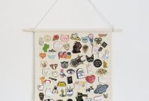 Pins and Patches and More