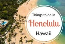 Hawaii Trip / Planning for our trip to Honolulu!