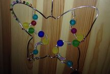 beads/wire