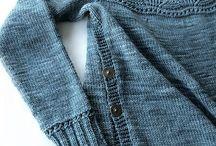 ニットの編み図 knit Pattern