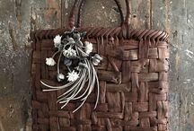 Handbags / 天然素材&Natural