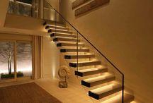 Modern Lighting / Lighting Interior and Exterior