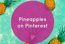 Pineapples on Pinterest / Pinning only the best of everything pineapple on Pinterest. Want to become a VIP - Very Important Pineapple? Sign up: bit.ly/VIPineapple